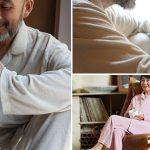 [新発売]日本製になって帰ってきた!<br>プレゼントにも人気の長袖パイルパジャマ