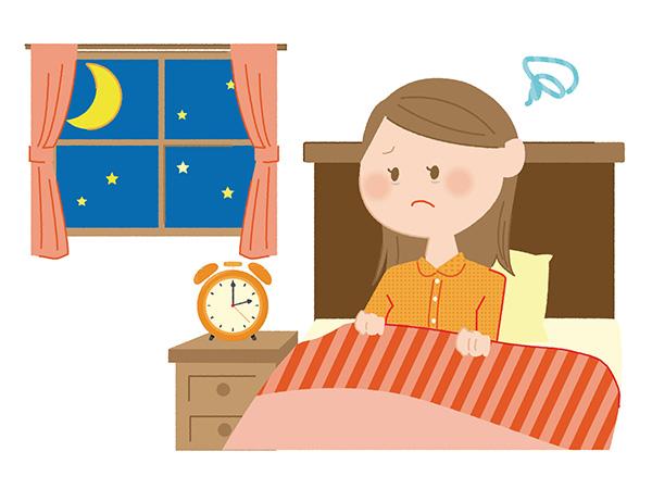 眠れ ない 夜