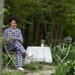 パジャマらしいパジャマで春を感じよう♪ ノビィのノートルチェック柄パジャマ