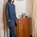 冬にオススメの綿100%素材のエアコットンパジャマ