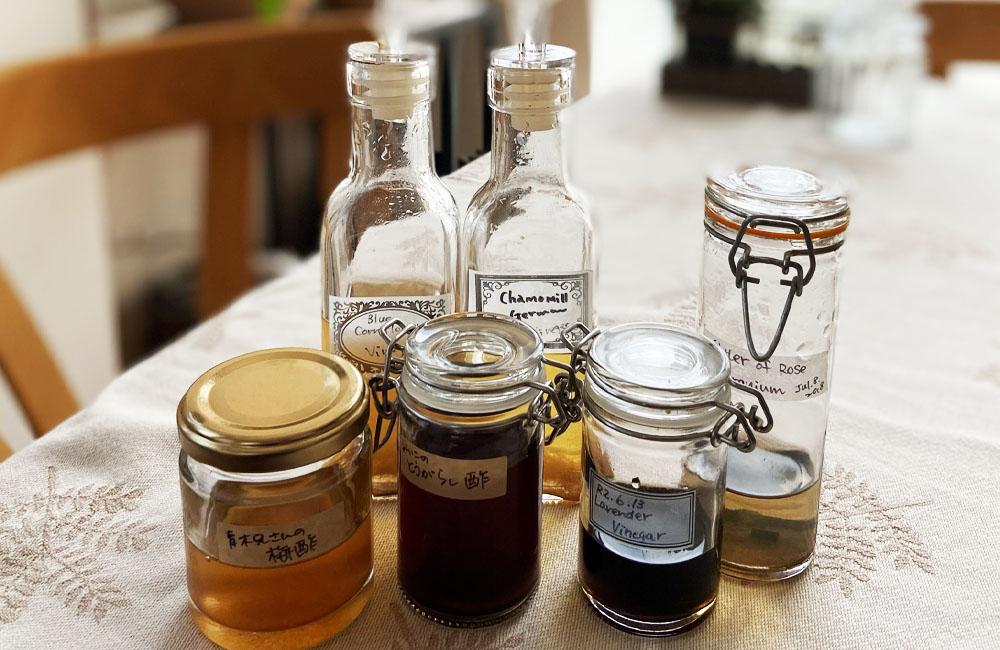 めっくの健康レシピvol.12 vinegar 酢
